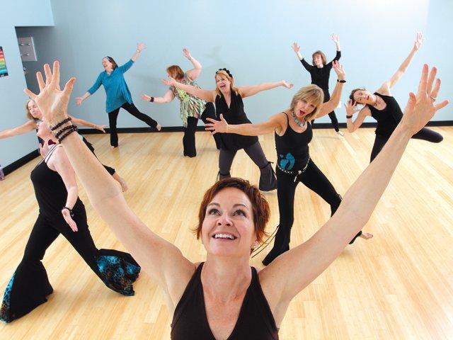 aerobiğin faydaları